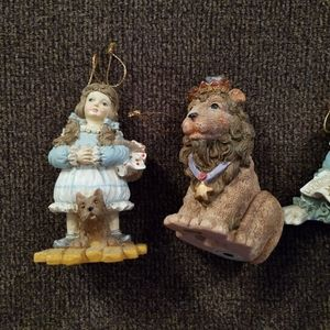 None Holiday - Wizard of Oz Ornaments